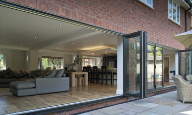 Bi Fold & French Doors